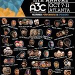 A3C Music Festival 2015 Lineup Atlanta