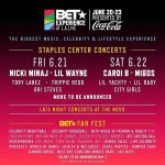 BET Awards Experience Tickets June 20-23 2019 LA Live