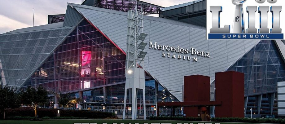 SUPER BOWL 53 Tickets Teams Halftime ATLANTA Hotels Feb 3 6:30pm ET