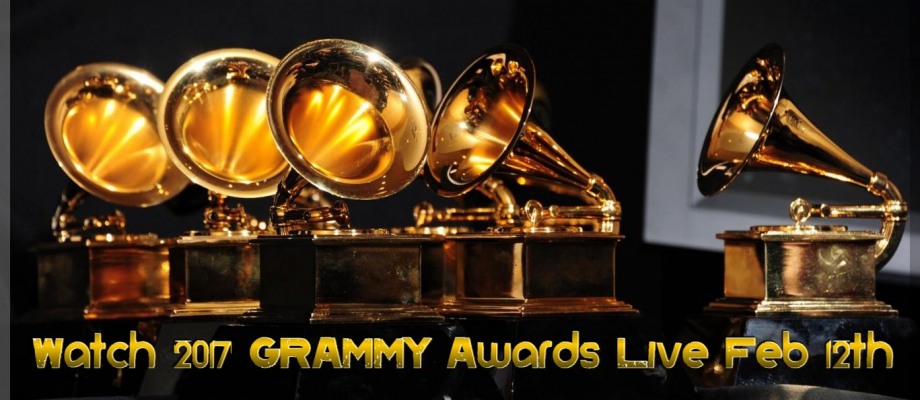 Watch 2017 GRAMMY Awards Live Online February 12th CBS.com