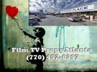 Film TV Movie Props Atlanta 770-452-8397 My Favorite Place